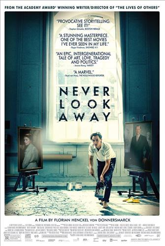 Affisch för Never Look Away