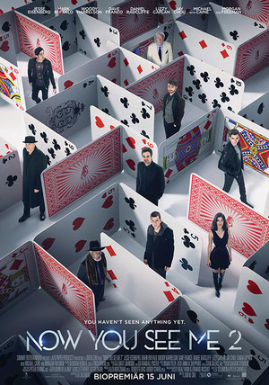 Affisch för Now You See Me 2
