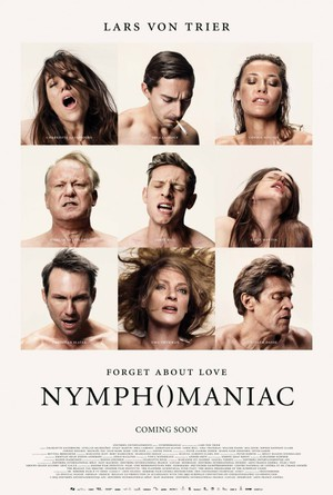 Affisch för Nymphomaniac
