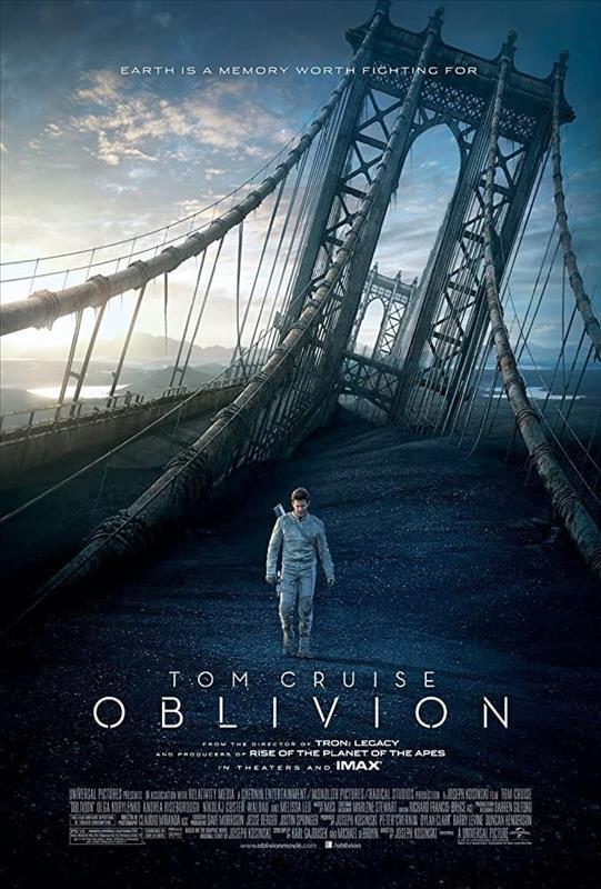 Affisch för Oblivion
