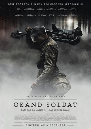 Affisch för Okänd Soldat
