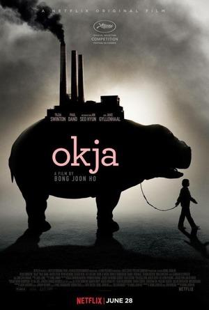Affisch för Okja