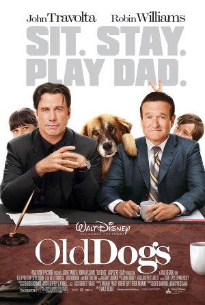 Affisch för Old Dogs