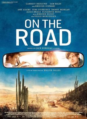 Affisch för On The Road