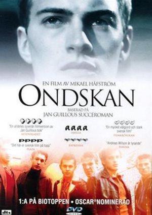 Affisch för Ondskan