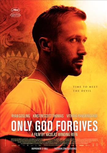 Affisch för Only God Forgives