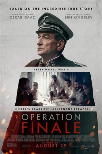 Affisch för Operation Eichmann