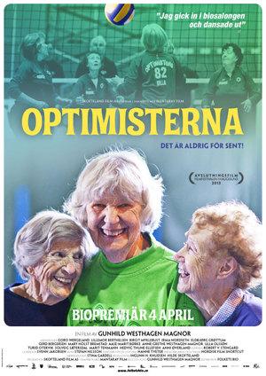 Affisch för Optimisterna