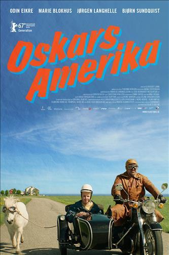 Affisch för Oskars Amerika