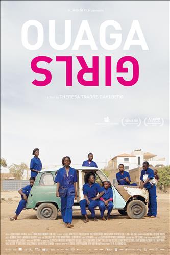 Affisch för Ouaga Girls