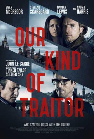 Affisch för Our Kind Of Traitor