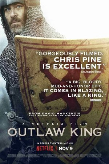 Affisch för Outlaw King