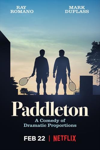 Affisch för Paddleton