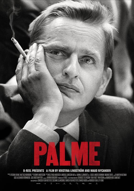 Affisch för Palme