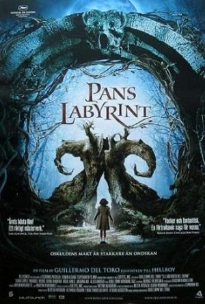 Affisch för Pans Labyrint