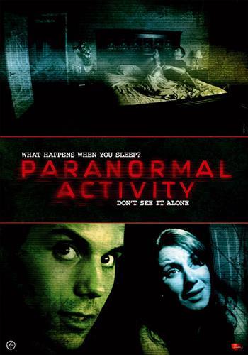 Affisch för Paranormal Activity