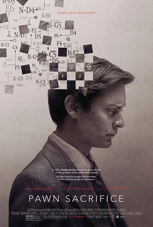 Affisch för Pawn Sacrifice
