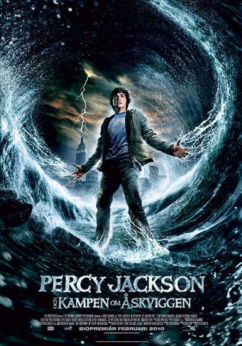 Affisch för Percy Jackson Och Kampen Om Åskviggen