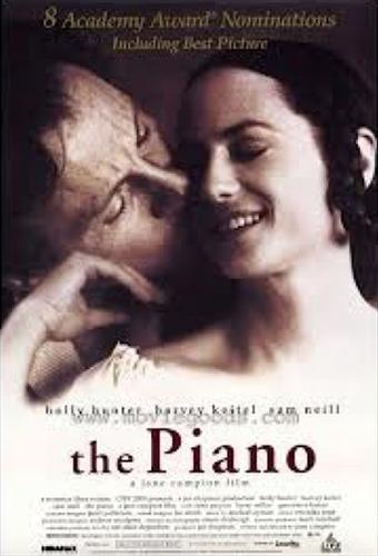 Affisch för Pianot
