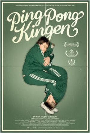 Affisch för Ping-Pongkingen
