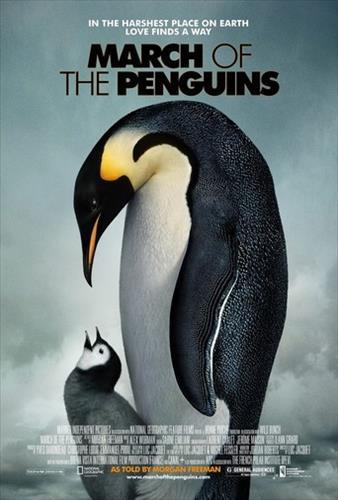 Affisch för Pingvinresan