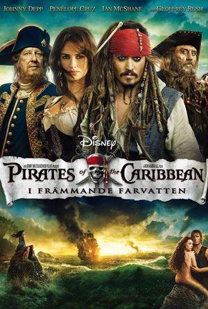Affisch för Pirates Of The Caribbean: I Främmande Farvatten