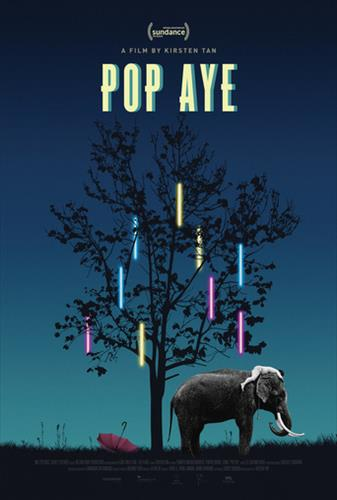 Affisch för Pop Aye