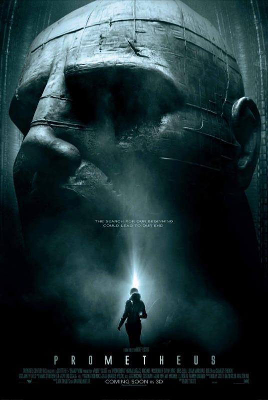 Affisch för Prometheus