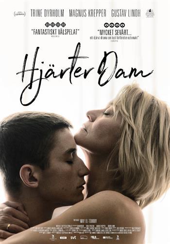 Affisch för Hjärter Dam