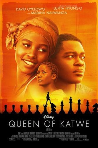 Affisch för Queen Of Katwe