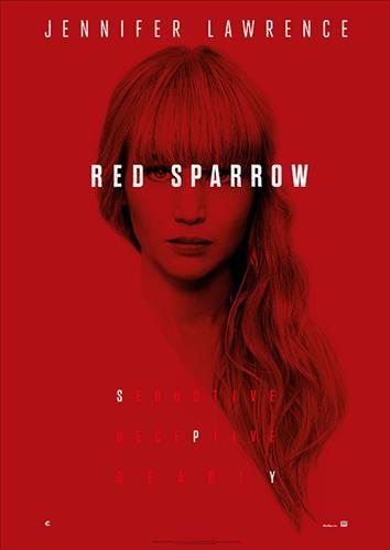 Affisch för Red Sparrow