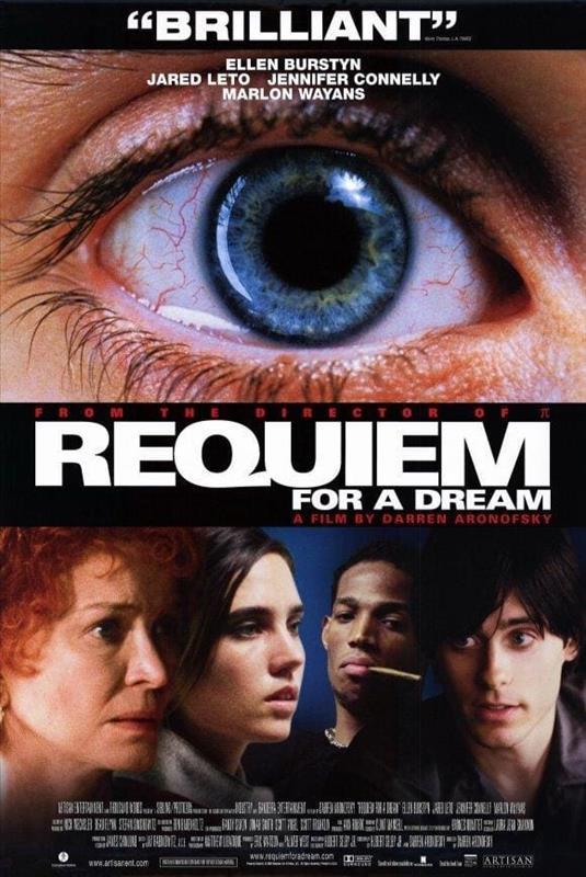 Affisch för Requiem For A Dream