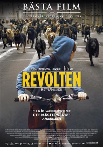 Affisch för Revolten