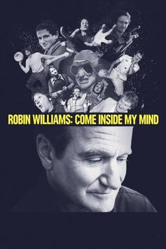 Affisch för Robin Williams: Come Inside My Mind