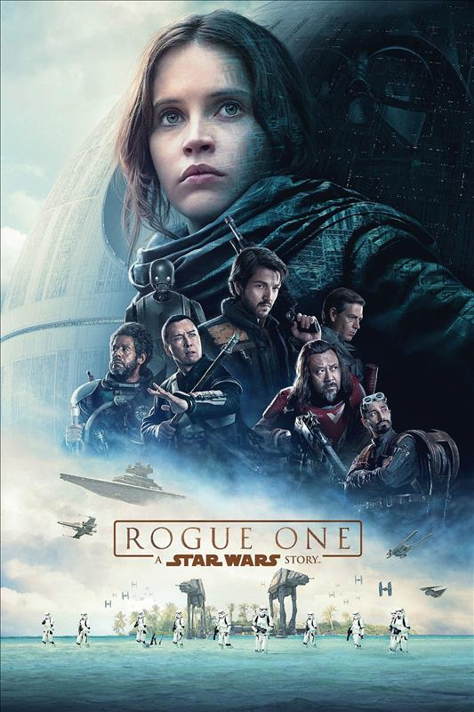 Affisch för Rogue One: A Star Wars Story