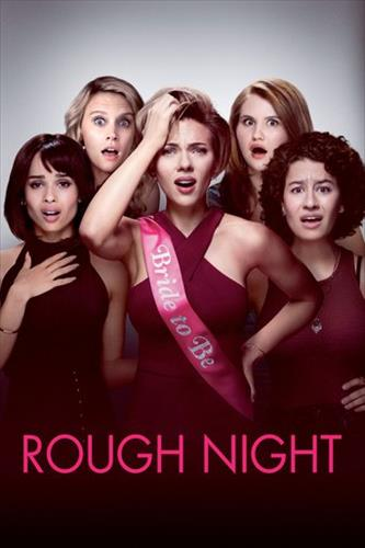 Affisch för Rough Night