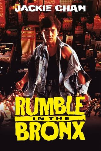 Affisch för Rumble In The Bronx