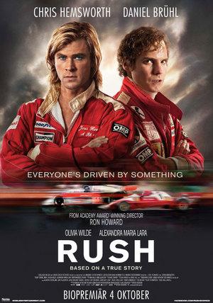 Affisch för Rush
