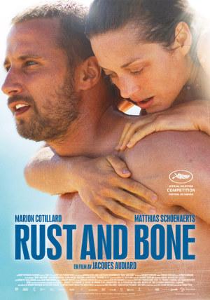 Affisch för Rust And Bone