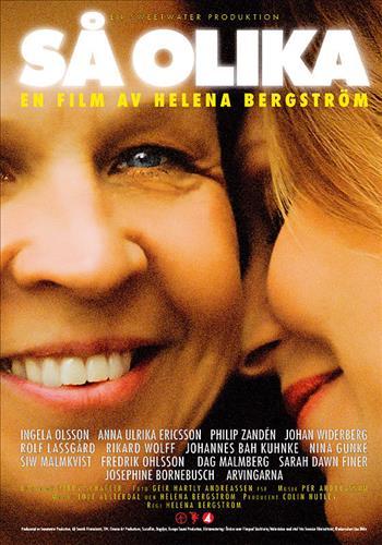 Affisch för Så Olika