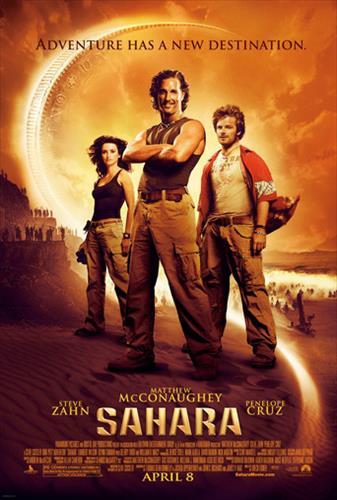 Affisch för Sahara