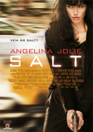 Affisch för Salt