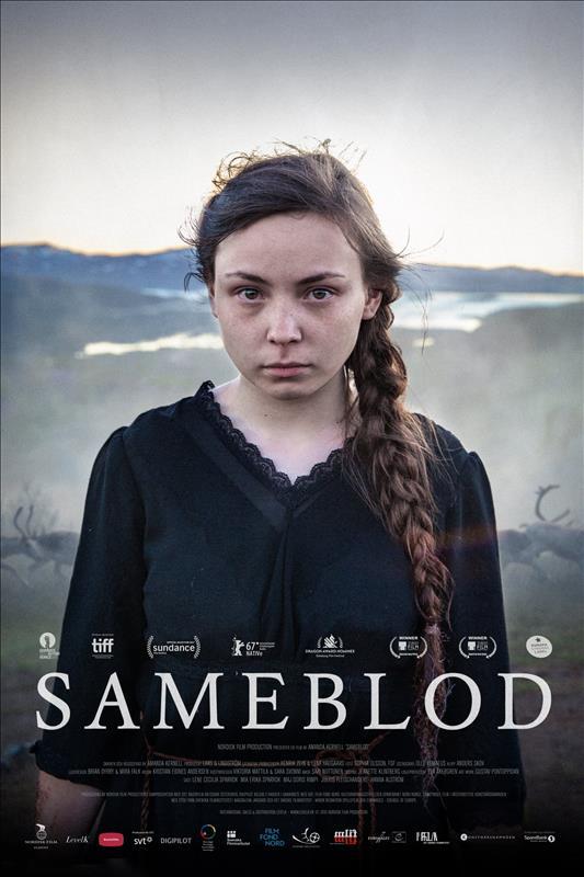 Affisch för Sameblod