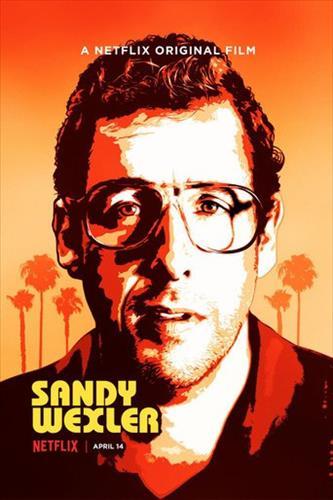Affisch för Sandy Wexler