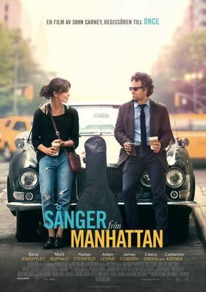 Affisch för Sånger Från Manhattan