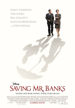 Affisch för Saving Mr. Banks