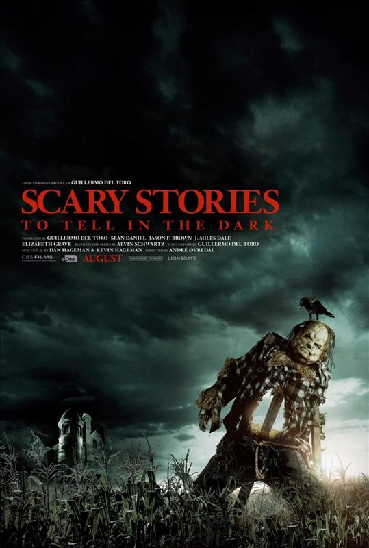 Affisch för Scary Stories To Tell In The Dark