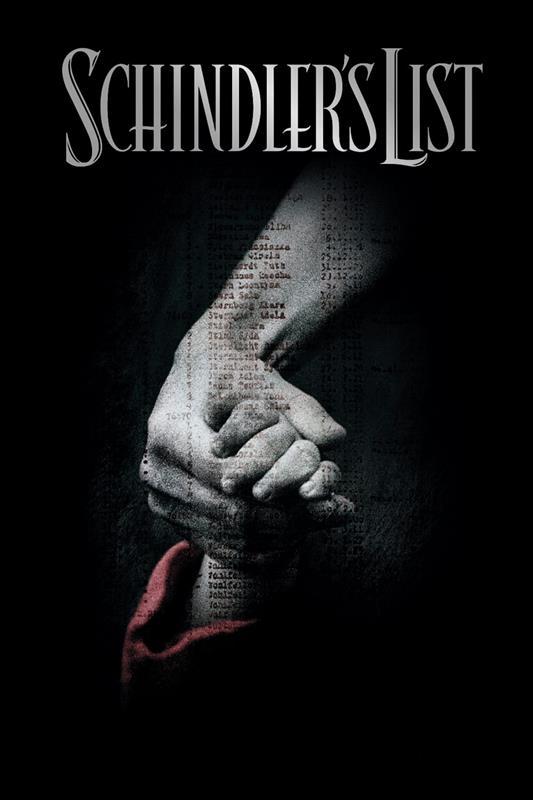 Affisch för Schindlers List