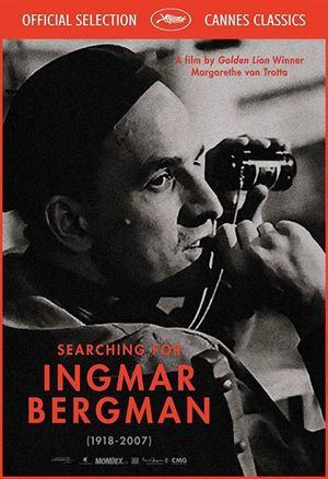 Affisch för Searching For Ingmar Bergman