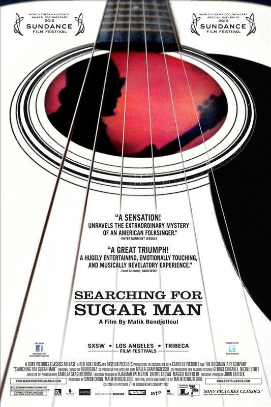 Affisch för Searching For Sugar Man